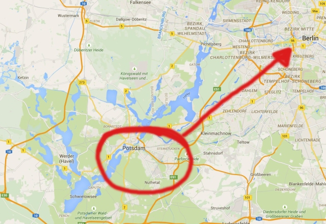 Potsdam-google-maps