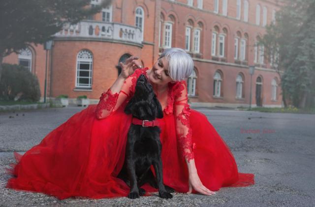 Gudrun mit Hund_DSC3678