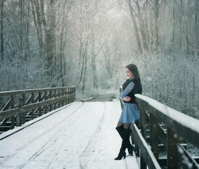Justyna an der Brücke_DSC6794