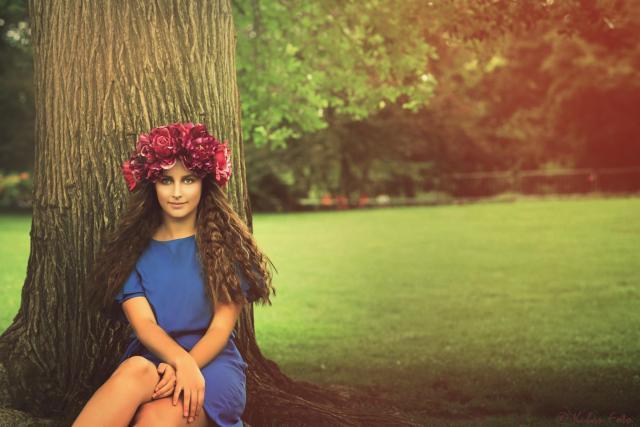 Jasmin unter einem Baum-DSC_3807